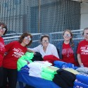 John Adams Athletic Boosters Working The Home Football Games