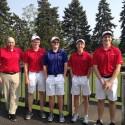 JAHS Boys Golf