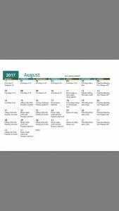 August-Fball