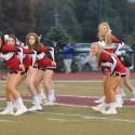 Milford Homecoming 2014 – Cheerleaders