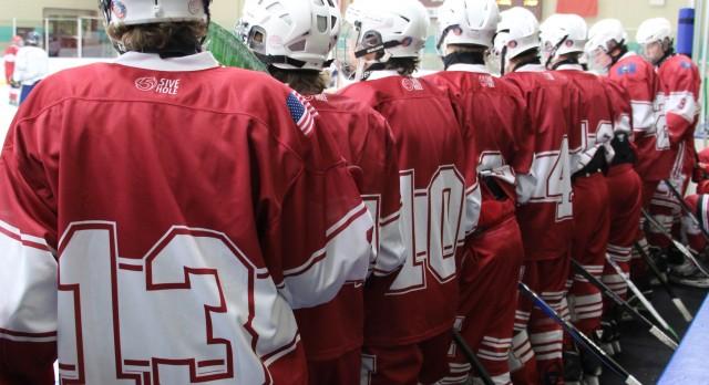 Maverick Hockey Opens Up Season