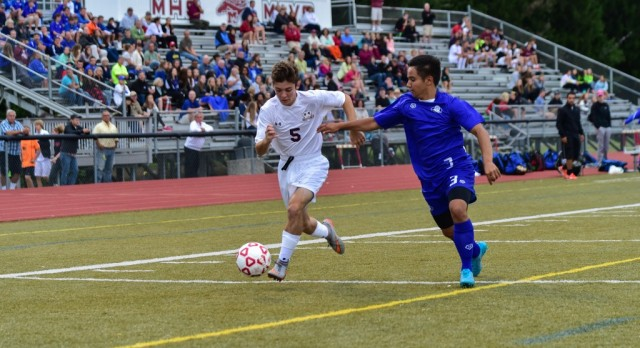 D'Aloisio's Goal Leads Mavs in Victory