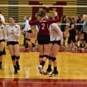 MHS Varsity Volleyball vs Lakeland