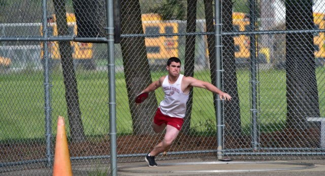 Well Balanced Day Propels Milford Boys Track Past Hartland