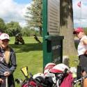 Girls Golf vs. Hartland