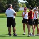 Girls Golf vs. Grand Blanc at Warwick Hills