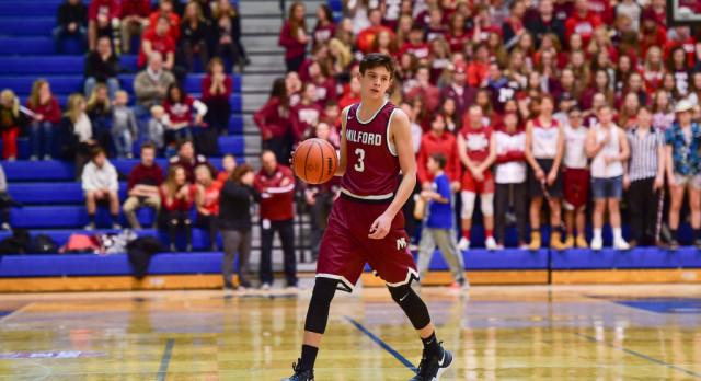 Milford Boys Basketball Picks Up KLAA West Division Wins