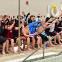 Milford Boys 2016-17 Swim and Dive