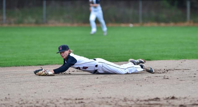 Milford Baseball Tops Lakeland 5-4 in Extra Innings