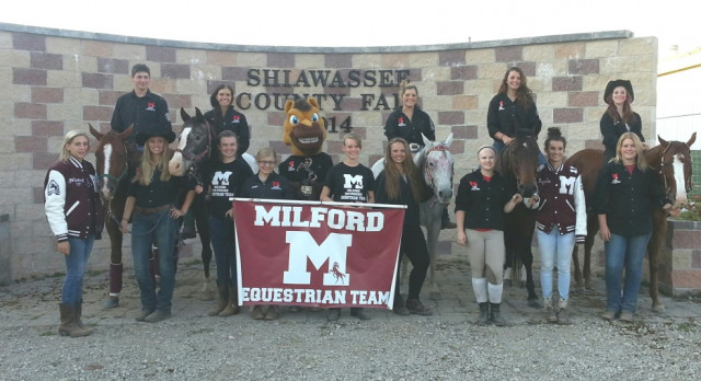 Join the Milford Equestrian Team for the Upcoming Fall Season
