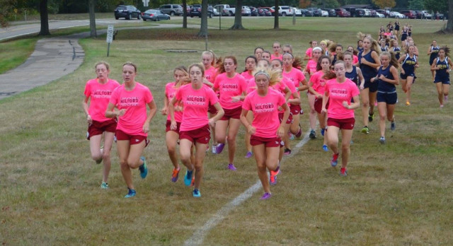 Milford XC stays perfect in LVC