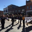 Poms at Mizzou Homecoming 2016