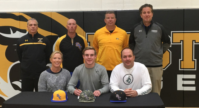 Rystrom Signs With Southeastern Illinois