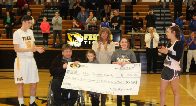 FHS Athletic and Academic Programs Step Up to Help Local Boy & Family