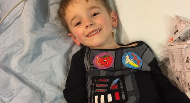 Next Tuesday's Boys Basketball Games to Put Focus on Local Child's Cancer Fight