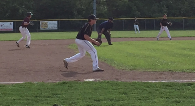 Varsity Baseball Gets Shutout in Loss to St. Charles West