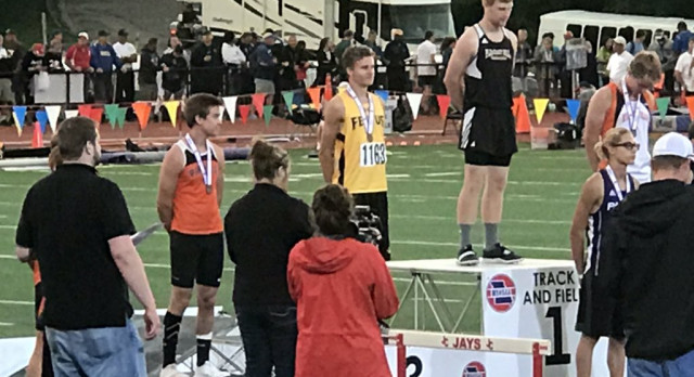 Sellers & McDaniel Earn All-State Honors at State Track Championships