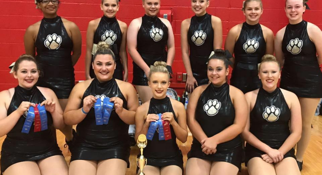 FHS Dance Team Steals the Show at UDA Dance Camp