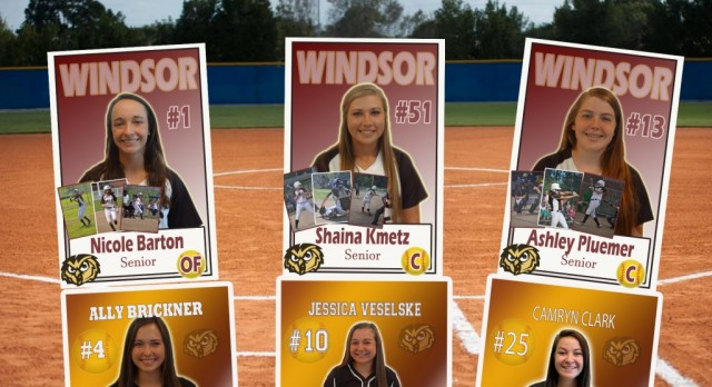Softball: All-Conference and All-District Teams