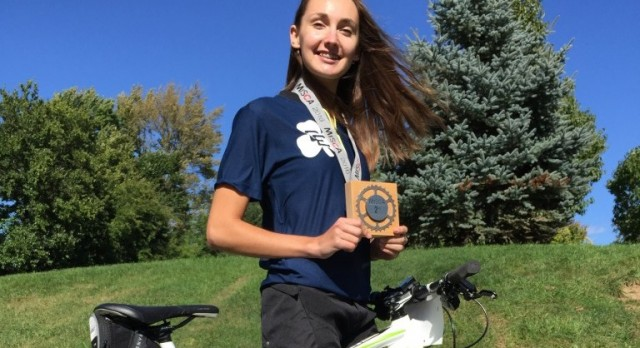 Talia takes 2nd at MISCA State Series