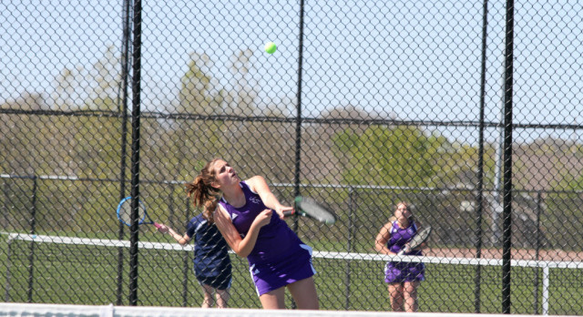 St. Catherine of Siena Academy Girls Varsity Tennis beat Regina High School 8-0