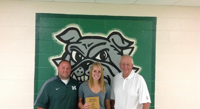Meredith Knieper Athlete of the Week!