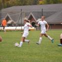 Girls Soccer vs. Scecina – Senior Night