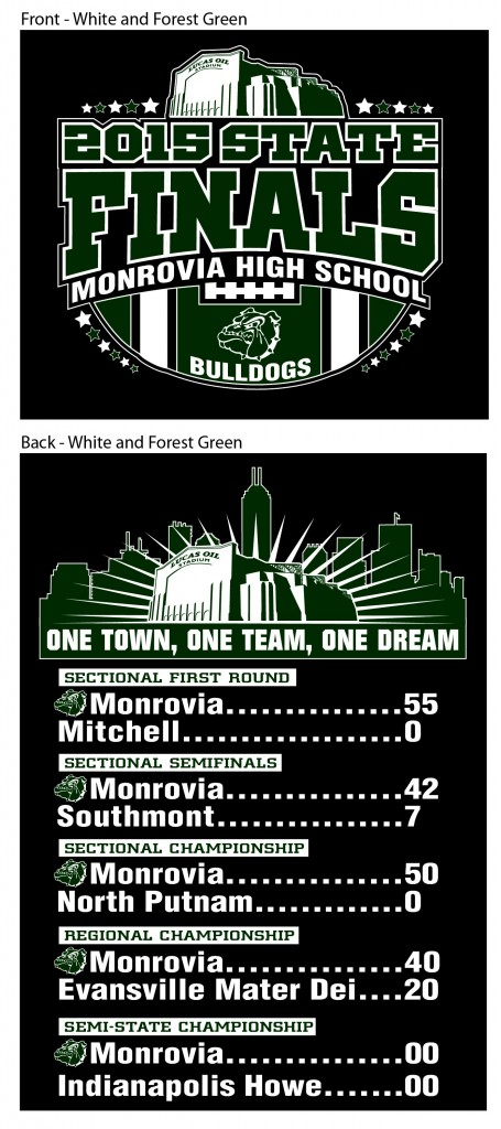 2015 IHSAA Football State Finals Apparel is Available! - Monrovia ...
