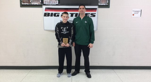 Gaven Followell is Big O Tire MS Athlete of the Week!