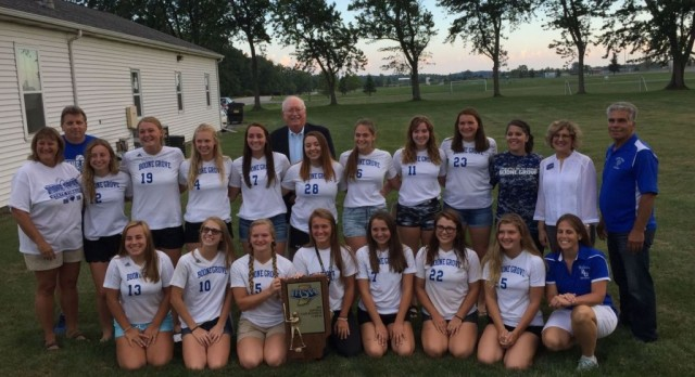Region lawmakers honor Boone Grove softball team