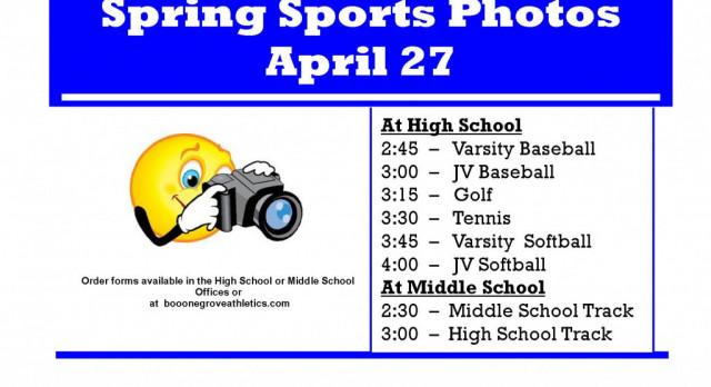 Spring Sports Photos