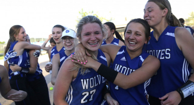 Gianna Hamady and Boone Grove get past Bishop Noll in 23 Innings