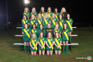 Girls Varsity Soccer Team Photo