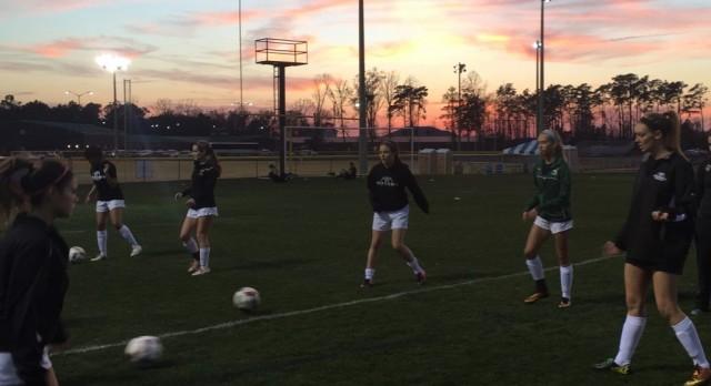 MBH Girls Soccer update, 3rd round