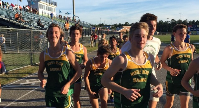 Cross Country Meeting & Sign Up