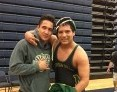 Reyes and Desjardins Selected to the Toast of The Coast Wrestling Team