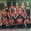 JV SOFTBALL TEAM
