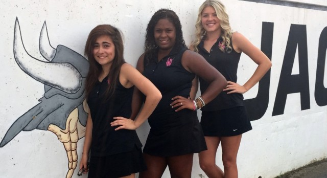 Lady Viking Golfers Open Season with a Win!