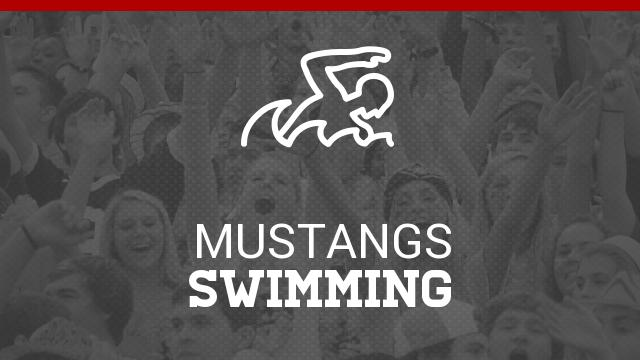 Mustang Swimming Starts the Year With A Win!