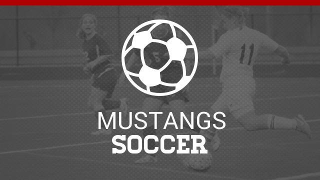 Lady Mustang Soccer Seniors