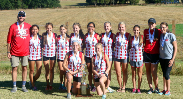 Five Cross Country Runners Named All-State!