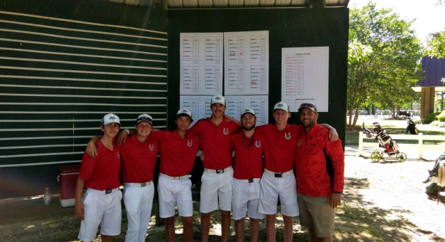 Mustang Golfers Capture Upper State Title!!
