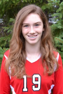 Allison Dennemann led the Dragons with 17 kills and five blocks against Connersville.
