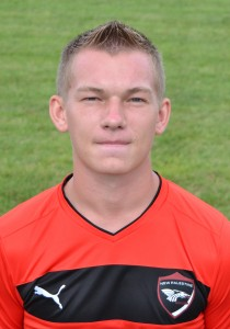 Jackson Cochran had three goals and an assist in the Dragons' scrimmage.
