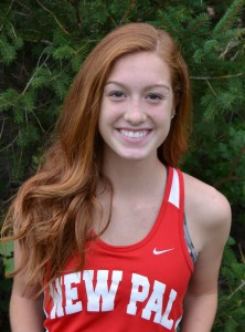 Mattie Waggoner led the Dragons in Tuesday's NP Invitational.