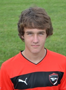 Ryan Miller had the Dragons' goal in a loss to Center Grove.