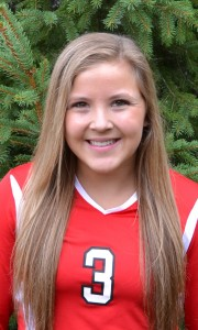 Briana Kilgore led the Dragons with 17 assists against Greenfield-Central.