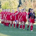 Girls soccer vs. G-C