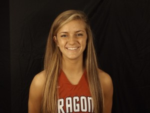 Senior Natalie Kehrt had 10 points and four rebounds in the Dragons' victory over Shelbyville.