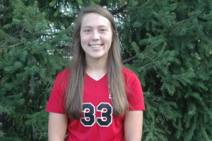Mia Long had a double-double in the Dragons' victory, leading the way with 19 kills.
